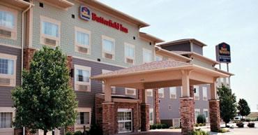 Best Western Butterfield Inn - Hays, Kansas